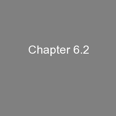 Chapter 6.2