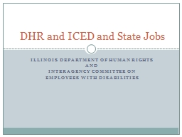 Illinois Department of Human Rights
