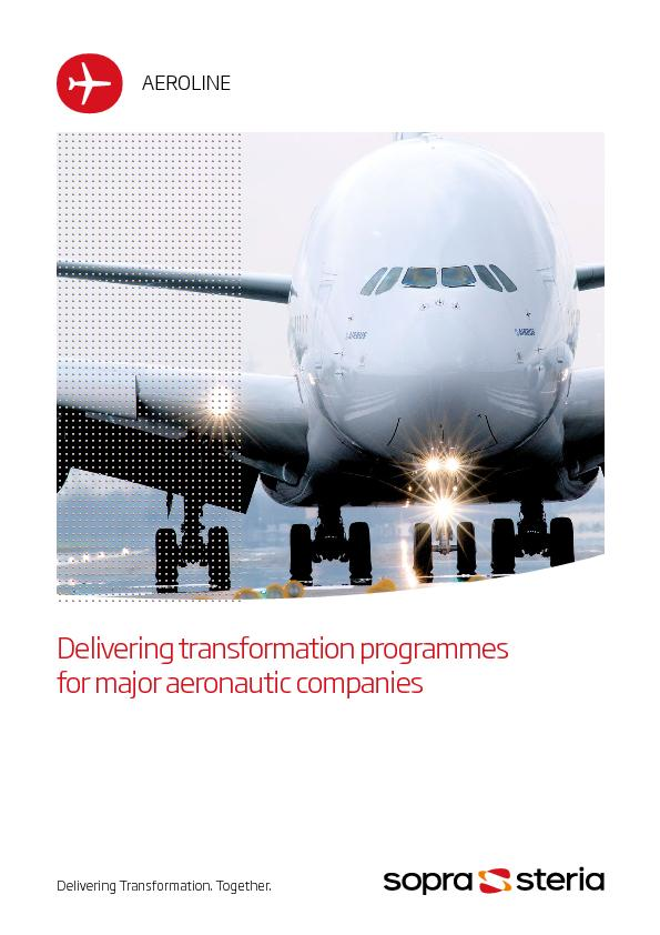 Delivering transformation programmes