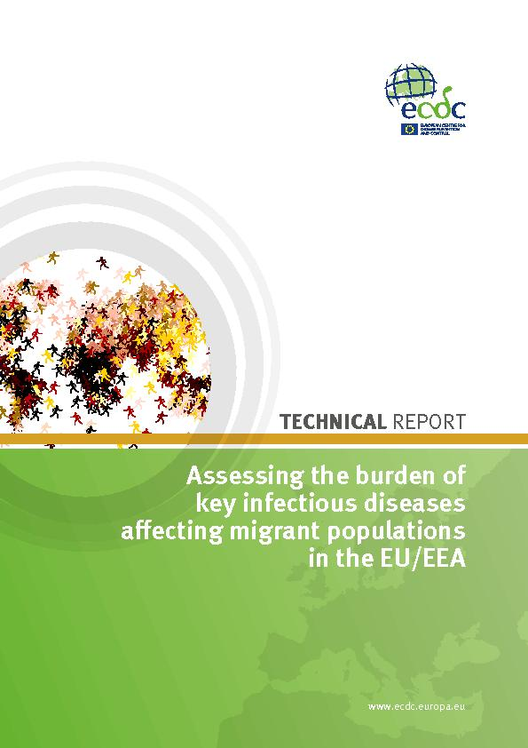 TECHNICAL REPORTAssessing the burden of key infectious diseases aecti PowerPoint PPT Presentation
