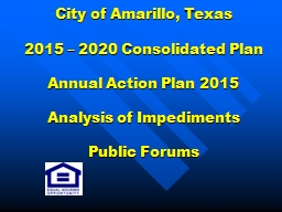 City of Amarillo, Texas