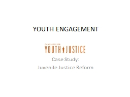 YOUTH ENGAGEMENT PowerPoint PPT Presentation