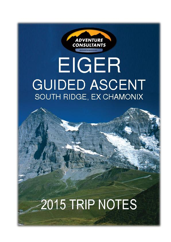 GUIDED ASCENT