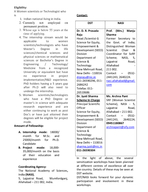 Societal Research Fellowship SoRF For Women Scientists  HFKQRORJLVWVXQGHUWKHURJU PDF document - DocSlides