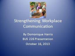 how to develop communication skills in the workplace