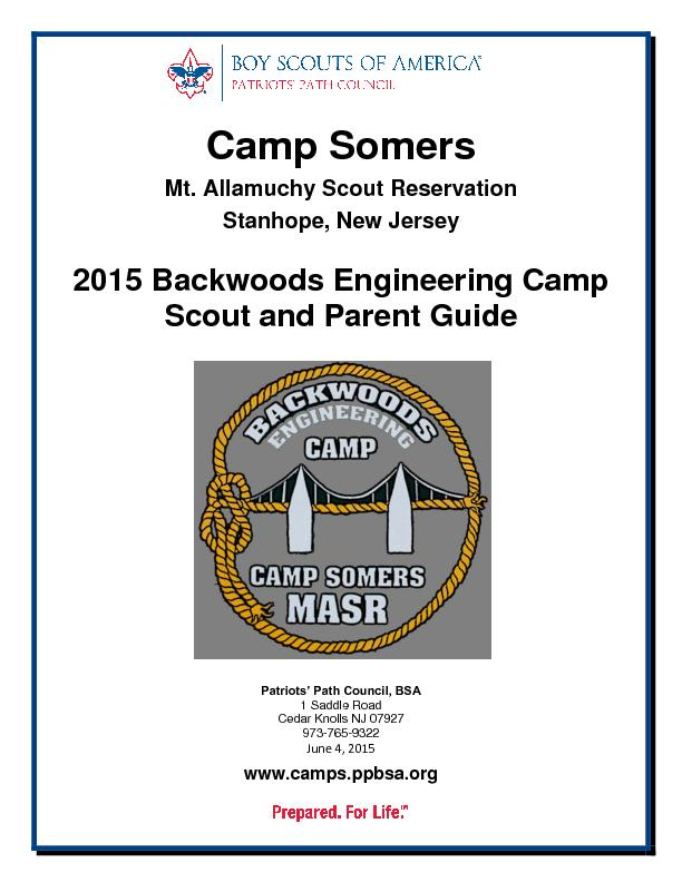 Scout Reservation
