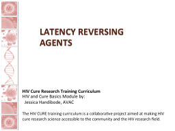 Latency reversing agents PowerPoint PPT Presentation