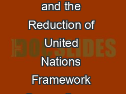 Shipping World Trade and the Reduction of United Nations Framework Convention on PDF document - DocSlides