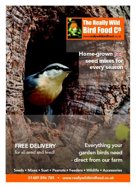 garden birds need- direct from our farm
