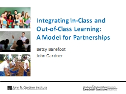 Integrating In-Class and