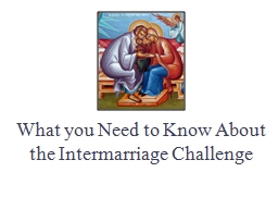 What you Need to Know About the Intermarriage Challenge
