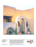 DS Dryvit  Finish Over Stucco  The finest homebuilders such as Kemmerly Homes of Tucson have discovered a wa y to help stucco homes look more beautiful
