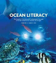 OCEAN LITERACY The Essential Principles and Fundamental Concepts of Ocean Sciences for Learners of All Ages VERSI N  MARCH  Composite photo features species from multiple ocean basins and Island of O