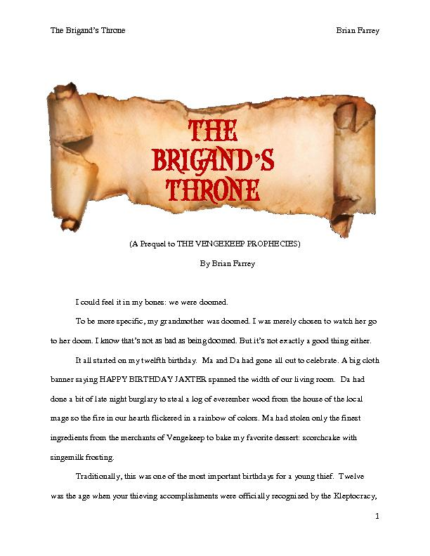 the axe and the throne pdf