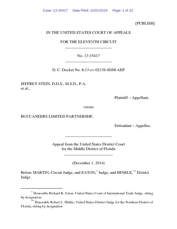 [PUBLISH]IN THE UNITED STATES COURT OFAPPEALSFOR THE ELEVENTH CIRCUIT_
