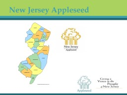New Jersey Appleseed