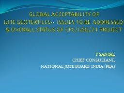 GLOBAL ACCEPTABILITY OF PowerPoint PPT Presentation