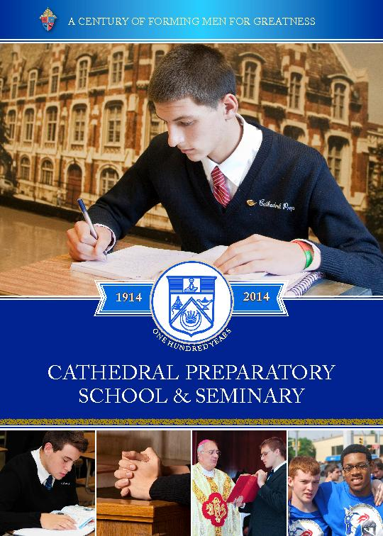 CATHEDRAL PREPARATORY