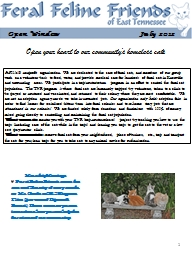 A 501(c)3 nonprofit organization. We are dedicated to the c
