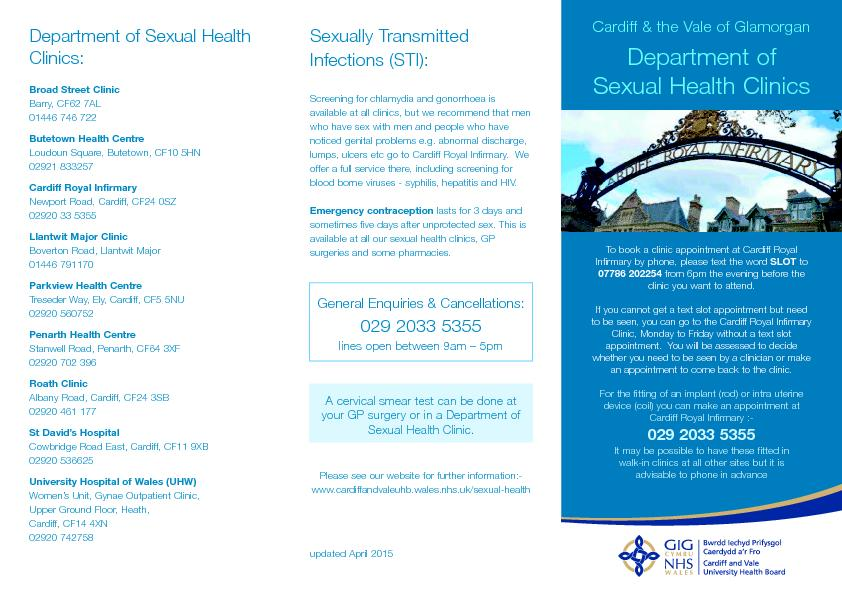 Melbourne sex and health clinic