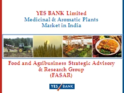 YES BANK Limited PowerPoint PPT Presentation
