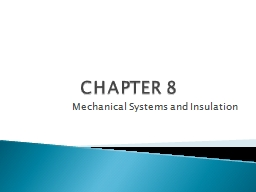 CHAPTER 8 PowerPoint PPT Presentation