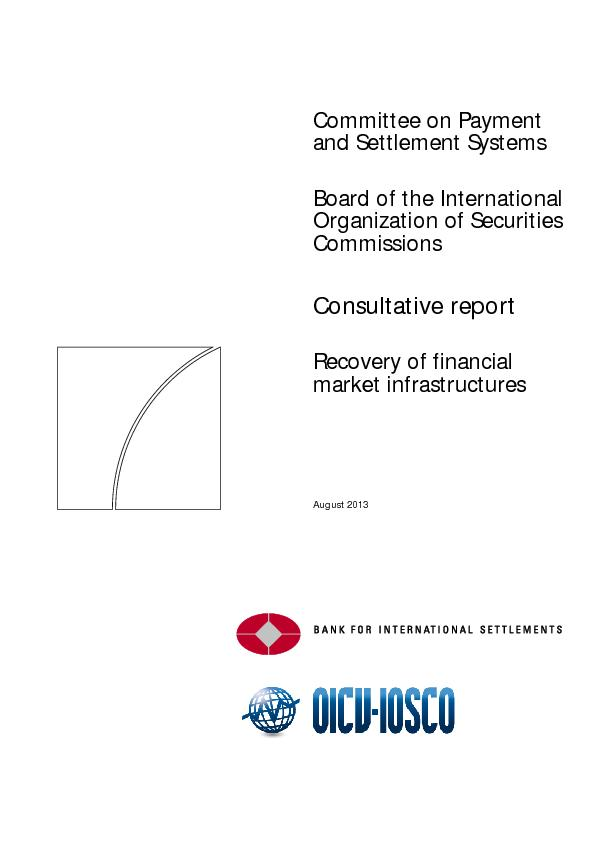 Committee on Payment and Settlement Systems