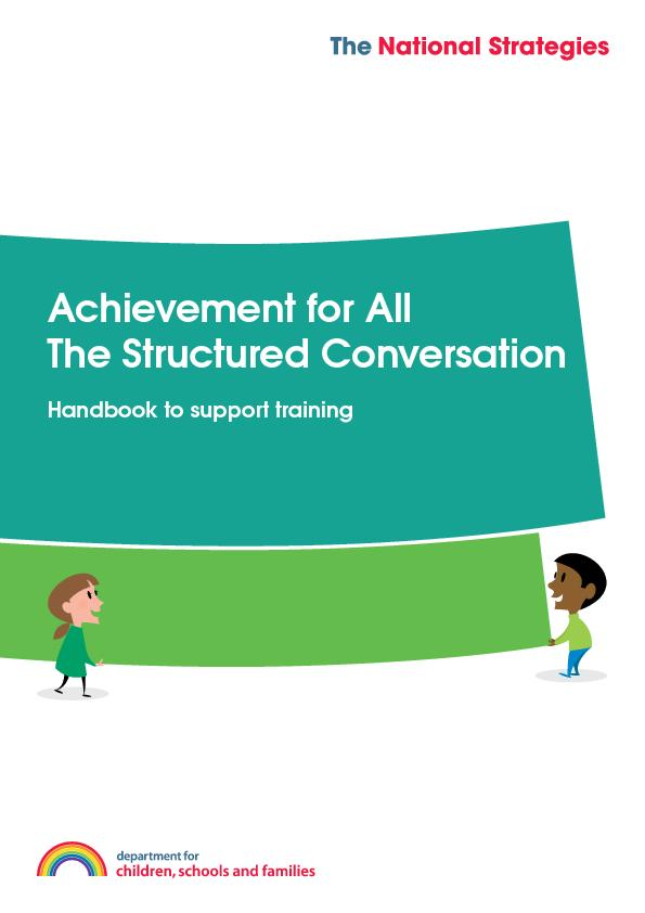 Achievement for all the structured conversation PowerPoint PPT Presentation