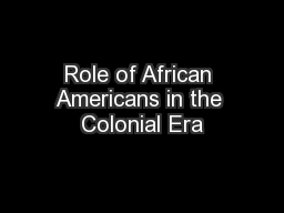 role of media on african americans Get an answer for 'how did the media influence the civil rights movement' and find the media played a vital role in being able in the african american.