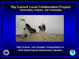Rip Current PowerPoint PPT Presentation