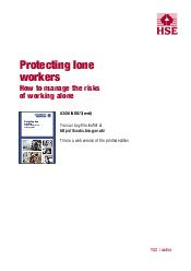 Health and Safety Executive Page  of  Introduction This leaflet provides guidanc PDF document - DocSlides