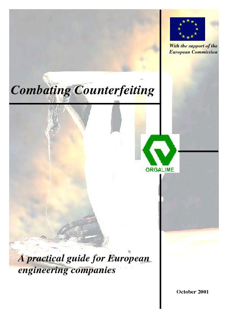Combating Counterfeiting