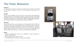 The Times: Newseum PowerPoint PPT Presentation