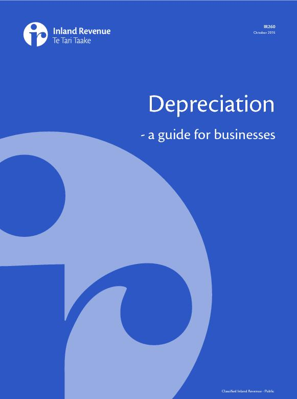 Depreciation a guide for businesses