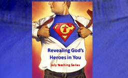 Revealing God's Heroes in You