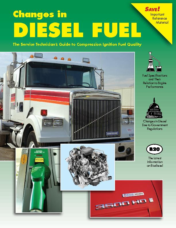 The service technician's guide to compression ignition fuel quality