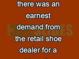 onverse Code of Conduct Our company was organized in  fully believing there was an earnest demand from the retail shoe dealer for a rubber shoe company that would BE INDEPENDENT enough not to follow
