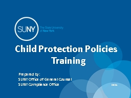 Child Protection Policies PowerPoint PPT Presentation
