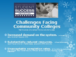 Top Four Challenges Faced By Non-Traditional Students at Community Colleges