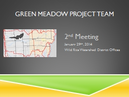 Green meadow Project Team