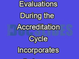 E  CRITERIA FOR ACCREDITING ENGINEERING PROGRAMS Effective for Evaluations During the  Accreditation Cycle Incorporates all changes approved by the ABET Board of Directors as of October   Engineering
