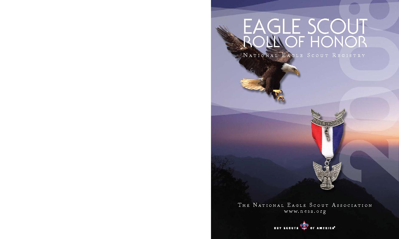 The National Eagle Scout Associationwww.nesa.orgNational Eagle Scout R