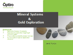 Mineral Systems