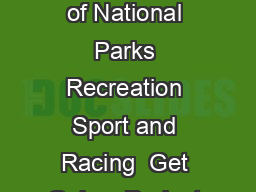 et G ing et in e Game Funding to help clubs grow Depa nt of National Parks Recreation Sport and Racing  Get Going  Project Acquittal Report URMHFWRXWFRPHV XWOLQHKRZWKHSURMHFWKDVFOHDUOEHQHILWHGRXUFOXE