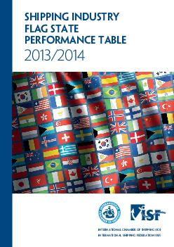 SHIPPING INDUSTRY FLAG STATE PERFORMANCE TABLE  INTERNATIONAL CHAMBER OF SHIPPIN