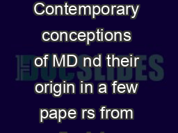 P TP  TP Ivan T VP bought Ivy T VP read DP what Contemporary conceptions of MD nd their origin in a few pape rs from the late nineties and years of the twentyrst century
