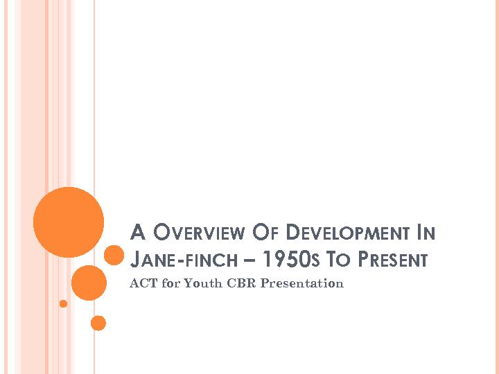 ACT for Youth CBR Presentation