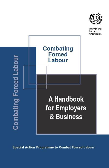 A Handbook for Employers & BusinessSpecial Action Programme to Combat