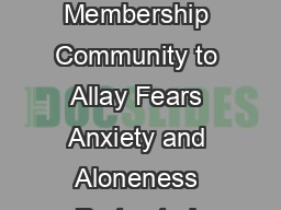 Chicago Area Advocacy Firm Introduces Special Needs Family Membership Community to Allay Fears Anxiety and Aloneness Prote cted Tomorrows Launches Growing Co mmunity Feb