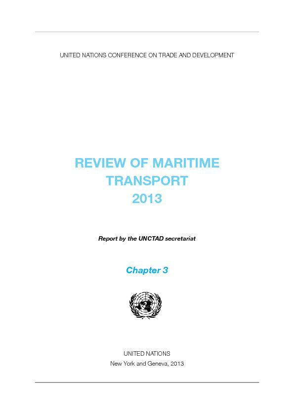 UNITED NATIONS CONFERENCE ON TRADE AND DEVELOPMENTTRANSPORTReport by t